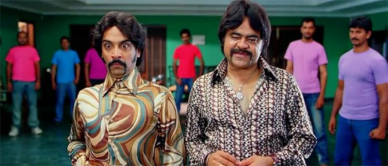 Sanjay mishra in golmaal 3