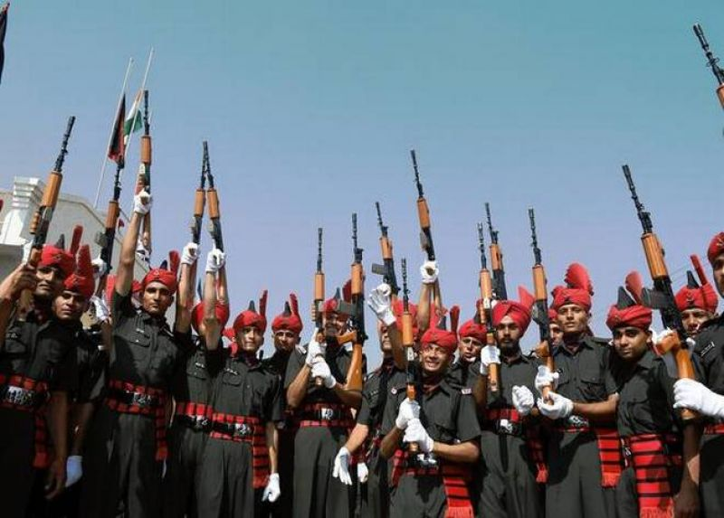 215 recruits inducted into J-K Police
