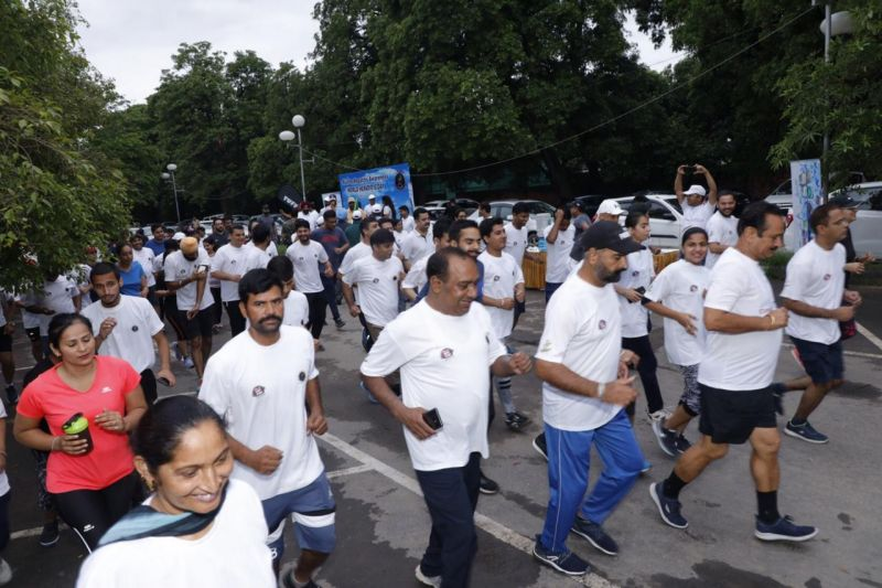 Run for Awareness on World Hepatitis Day