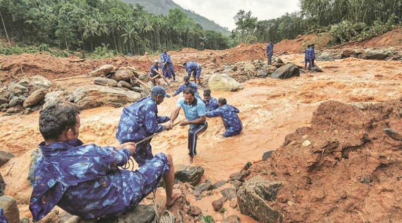 Kerala to assess impact of floods on biodiversity