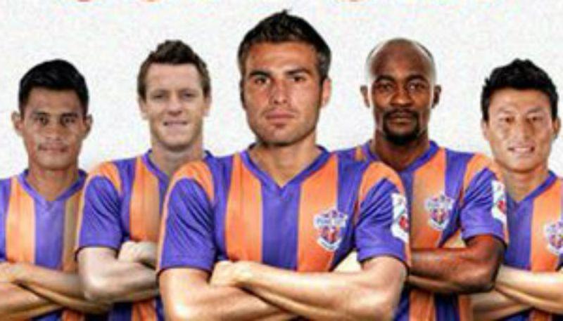 FC Pune City IS Team Profile India