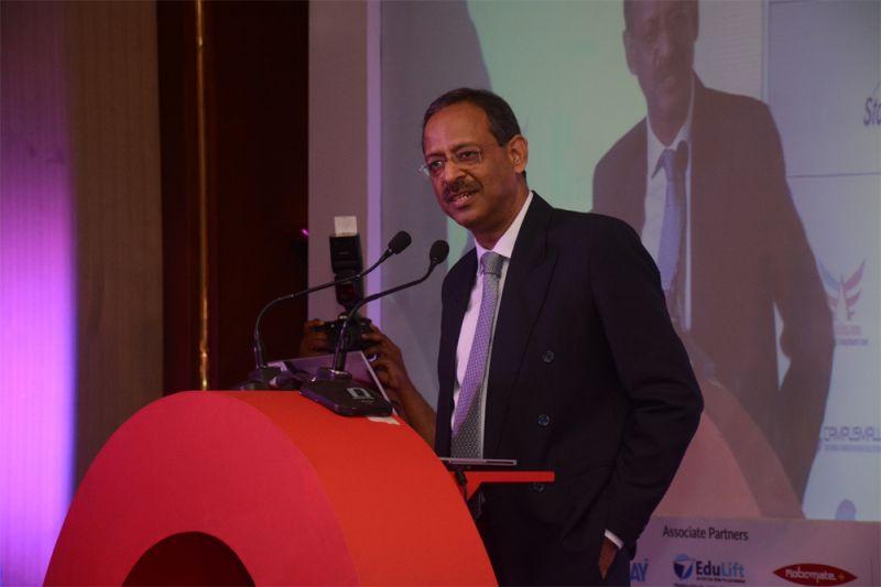 Anil Swarup, Secretary, HRD Ministry