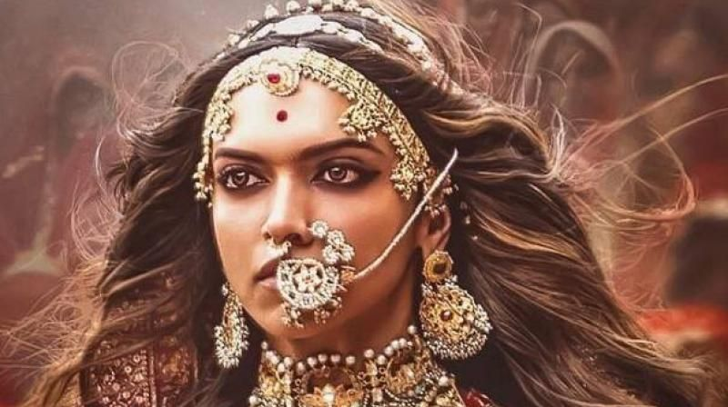 Deepika Padukone in a still from Padmaava