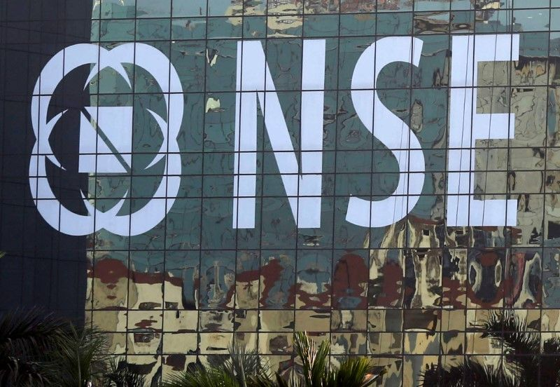 NSE Nifty dropped 33.40 points