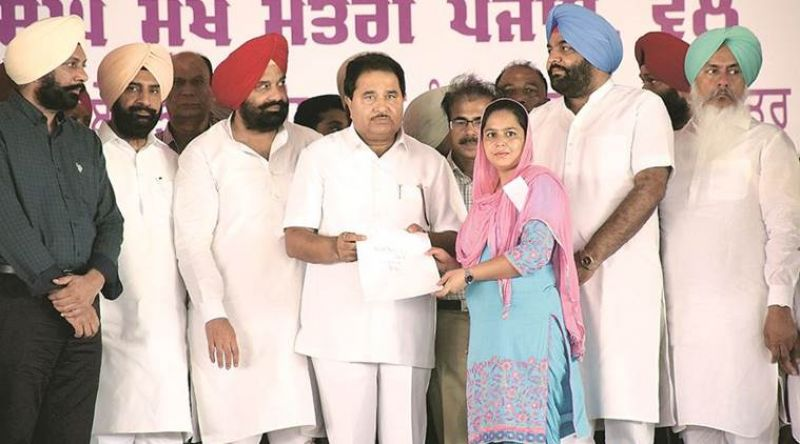 OP Soni distributed appointment letters under theme of Ghar Ghar Rozgar