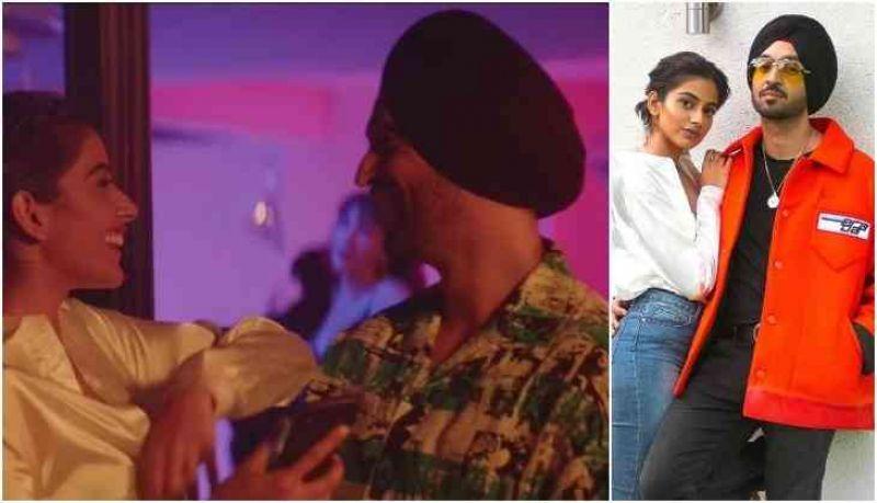 Diljit Dosanjh music video Jind Mahi