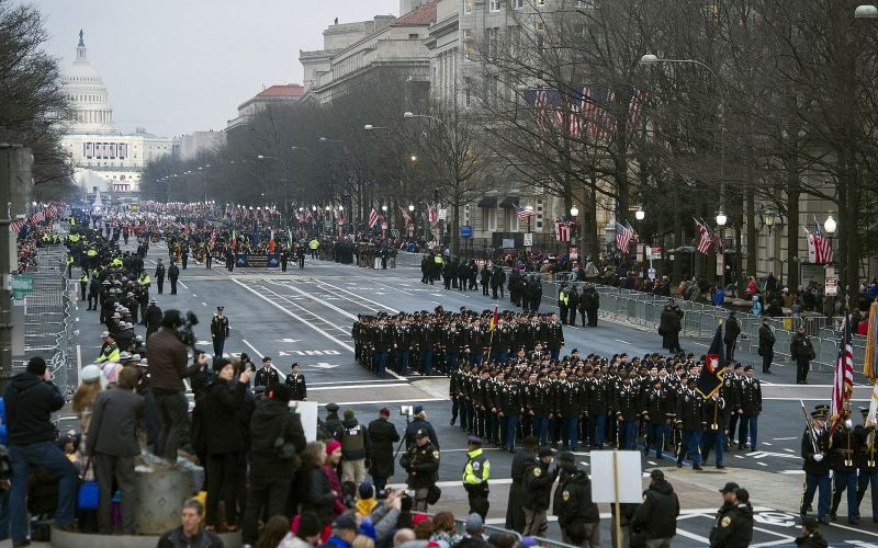 Parade to honor America's military veterans and commemorate
