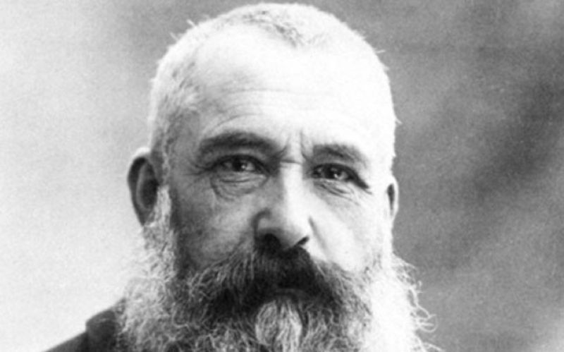 Painter Claude Monet