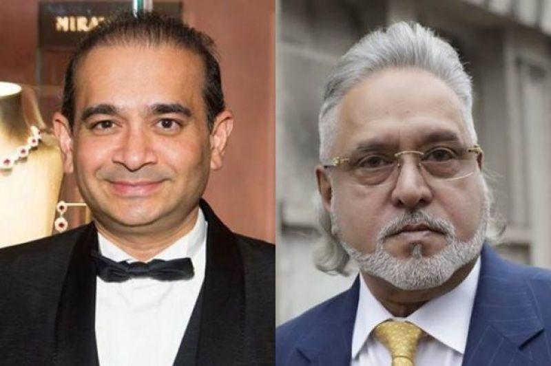 Neerav Modi and Mallya
