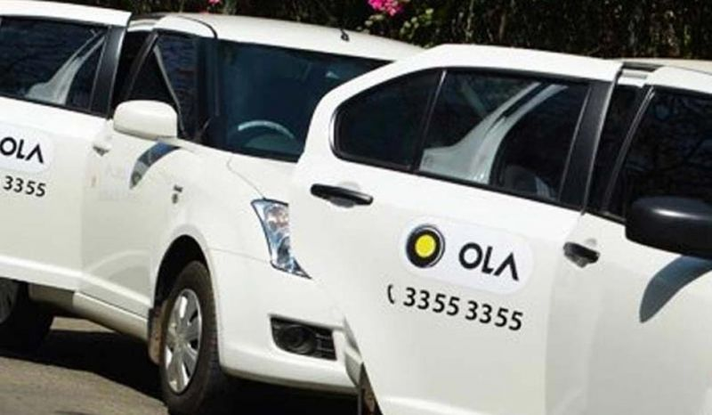 An Ola spokesperson said the vehicle has been removed from the platform