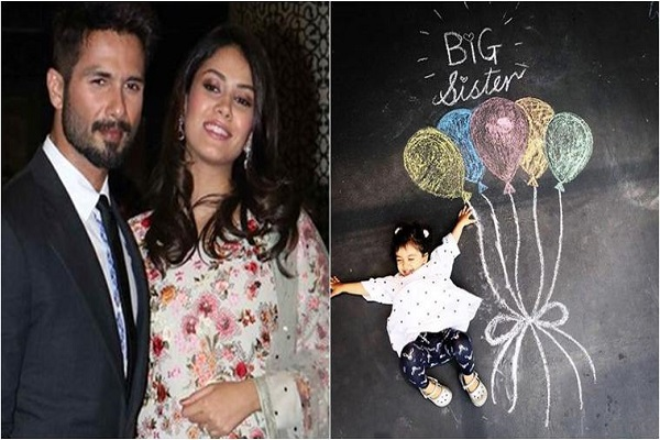 Mira wanted to share the news with the world: Shahid on second baby