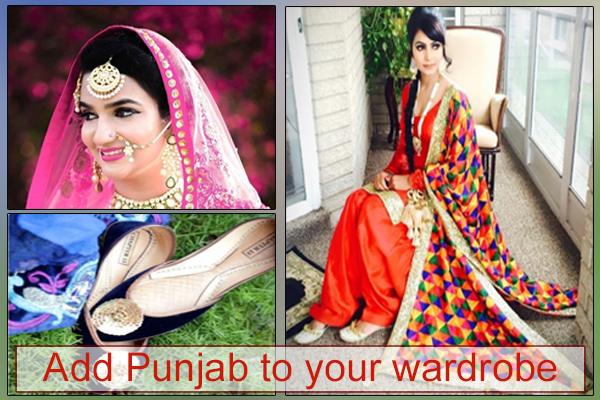 Add Punjab to your wardrobe
